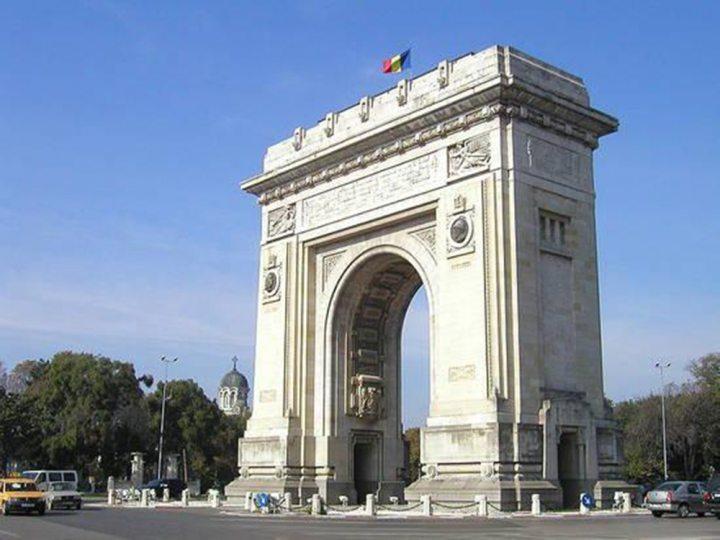 Bucarest - Arco di trionfo