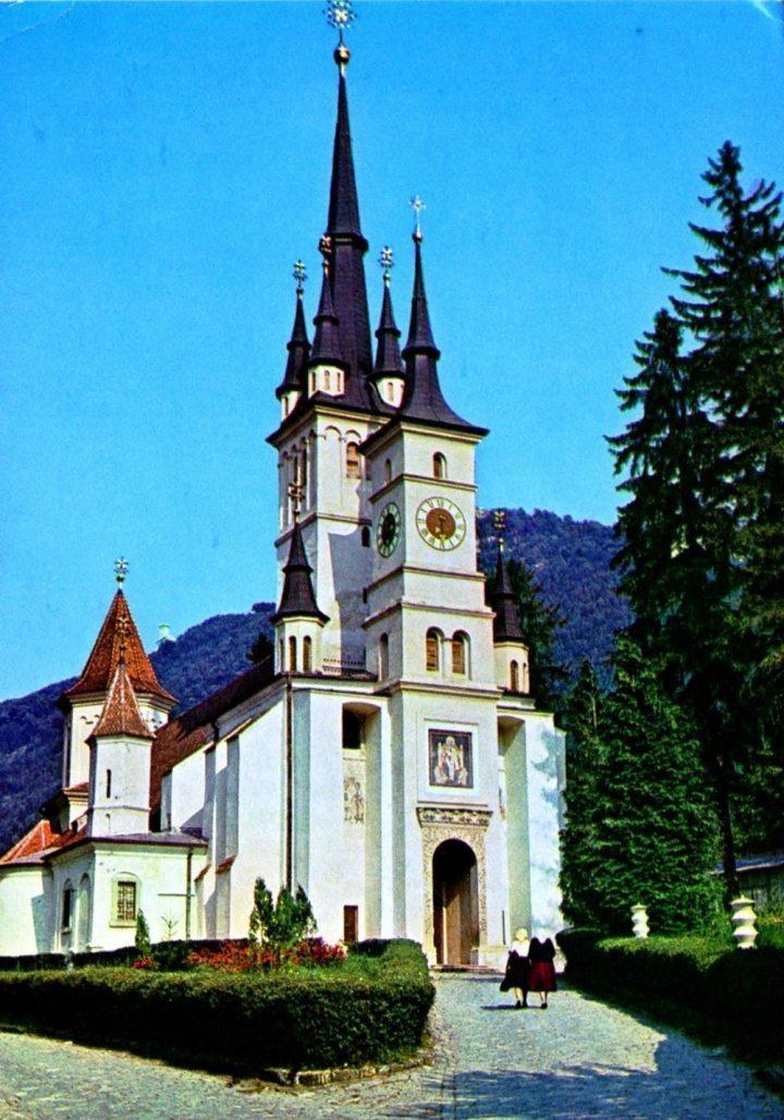 Brasov - Chiesa Sfantul Nicolae