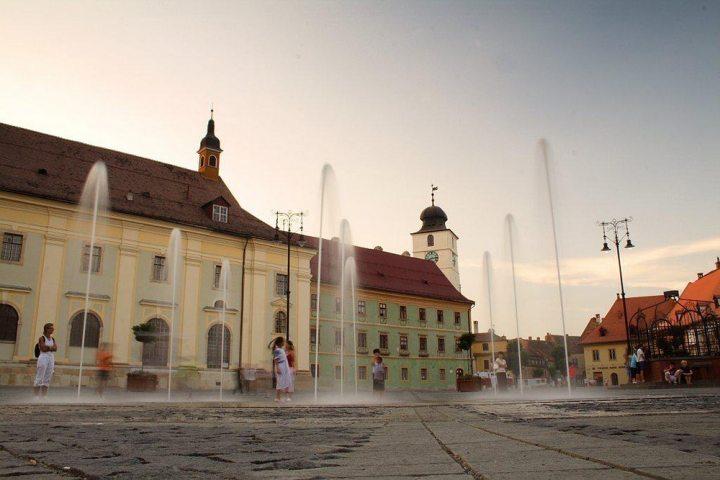Sibiu – Piazza Grande
