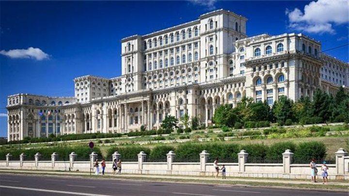 Bucarest – Palazzo del Parlamento