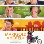 """Poster for the movie """"Marigold Hotel"""""""